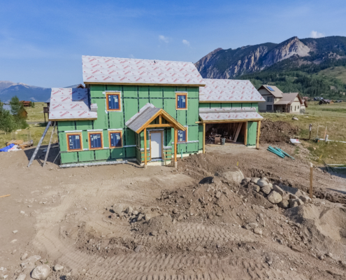 Crested Butte General Contractor – David Gross