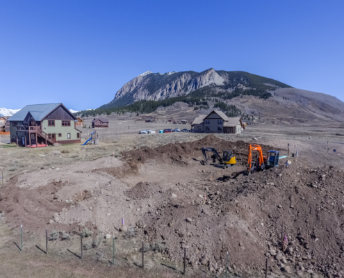 David Gross General Contractor Crested Butte